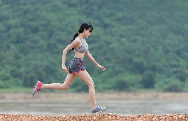 適度な運動とカロリーコントーロール